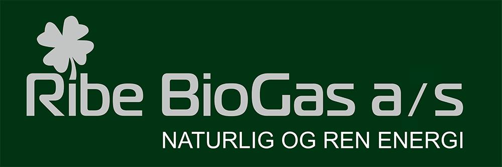 Ribe Biogas A/S Logo